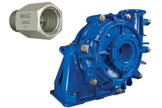 Mining Maric Flow Control Valves Control Gland
